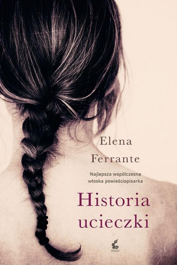 okładka Historia ucieczkiebook | EPUB, MOBI | Elena Ferrante