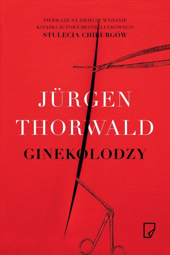 okładka Ginekolodzyebook | EPUB, MOBI | Jürgen Thorwald