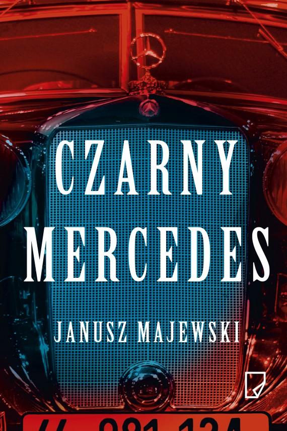 okładka Czarny mercedesebook | EPUB, MOBI | Janusz Majewski