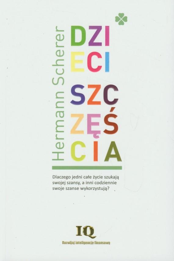 okładka Dzieci szczęściaebook | EPUB, MOBI | Hermann  Scherer