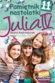 okładka Pamiętnik nastolatki 11. Julia IV. Ebook | EPUB,MOBI | Beata Andrzejczuk