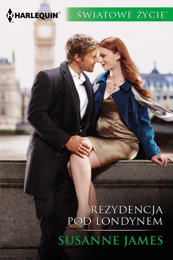 okładka Rezydencja pod Londynem. Ebook | EPUB, MOBI | Susanne James
