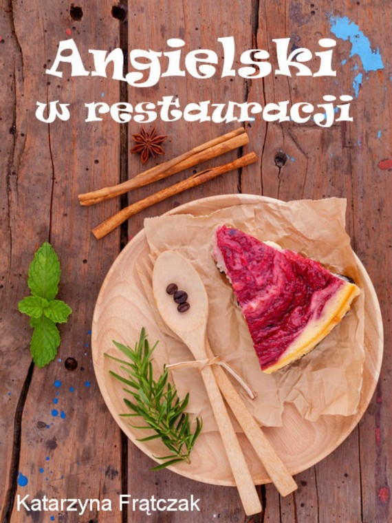 okładka Angielski w restauracjiebook | PDF | Katarzyna Frątczak