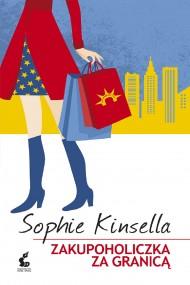okładka Zakupoholiczka za granicą. Ebook | EPUB,MOBI | Sophie Kinsella