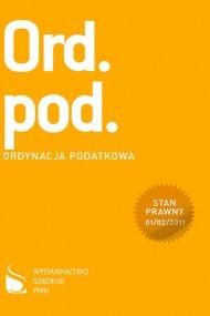 okładka Ordynacja podatkowa. Ebook | EPUB_DRM | Praca zbiorowa