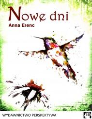 okładka Nowe dni, Ebook   Anna  Erenc