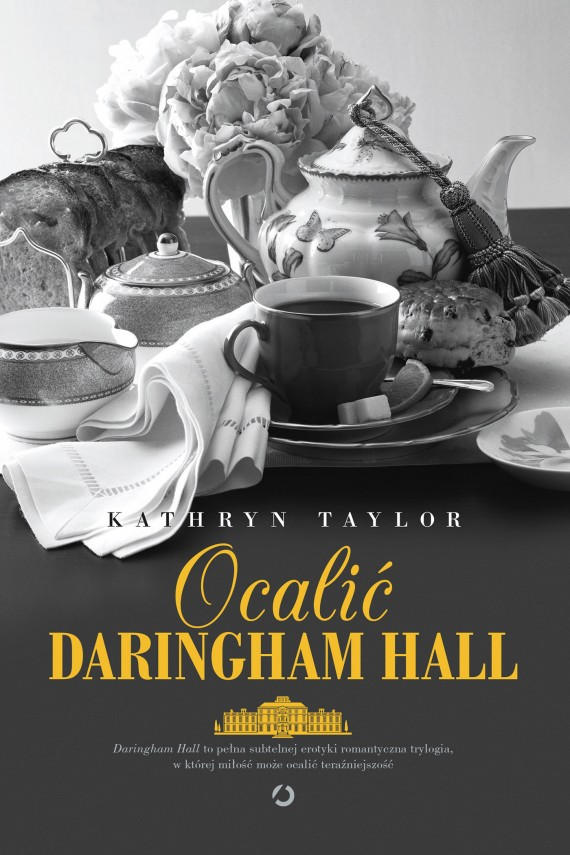 okładka Ocalić Daringham Hallebook | EPUB, MOBI | Kathryn Taylor