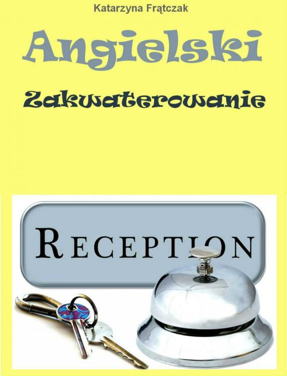 okładka Angielski. Zakwaterowanieebook | PDF | Katarzyna Frątczak