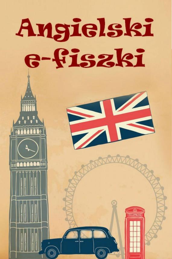 okładka Angielski. E-fiszkiebook | PDF | Katarzyna Frątczak