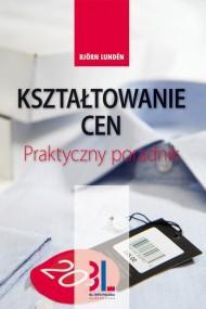 okładka Kształtowanie cen, Ebook | Björn Lundén