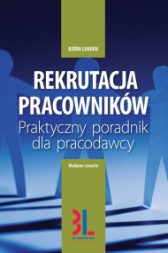 okładka Rekrutacja pracowników. Ebook | Björn Lundén