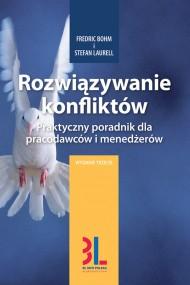 okładka Rozwiązywanie konfliktów, Ebook | Stefan Laurell, Frederic Bohm