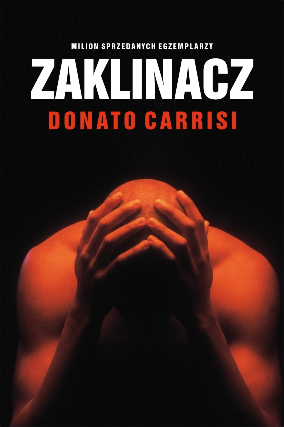 okładka Zaklinacz. Ebook | EPUB, MOBI | Donato Carrisi