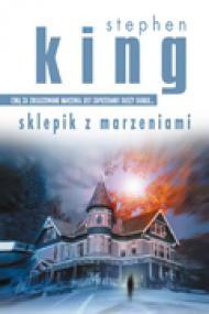 okładka Sklepik z marzeniami. Ebook | papier | Stephen King