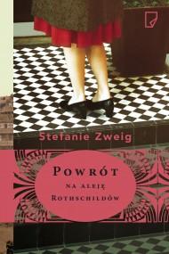 okładka Powrót na aleję Rothschildów. Ebook | EPUB,MOBI | Stefanie Zweig