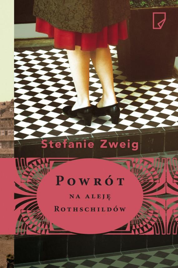 okładka Powrót na aleję Rothschildówebook | EPUB, MOBI | Stefanie Zweig