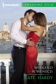 okładka Weekend w Wenecji. Ebook   EPUB,MOBI   Kate Hardy