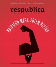 okładka Res Publica Nowa 4/2015. Ebook | EPUB,MOBI | autor zbiorowy