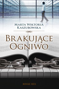okładka Brakujące ogniwo. Ebook   EPUB,MOBI   Marta Wiktoria  Kaszubowska