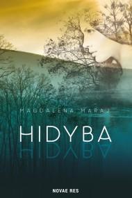 okładka Hidyba. Ebook | EPUB,MOBI | Magdalena  Maraj