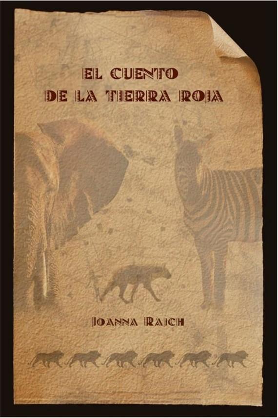 okładka El cuento de la tierra rojaebook | EPUB, MOBI | Joanna  Rajch