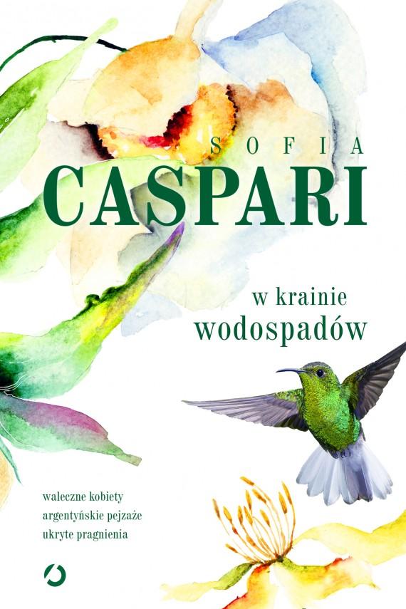 okładka W krainie wodospadówebook | EPUB, MOBI | Sofia Caspari