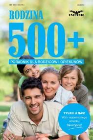 okładka Rodzina 5oo+. Ebook   PDF   Anna Grześkowiak