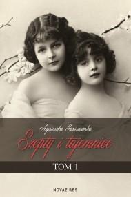 okładka Szepty i tajemnice. Tom I. Ebook | EPUB,MOBI | Agnieszka  Janiszewska