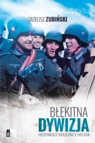 okładka Błekitna dywizja. Ebook | EPUB,MOBI | Tadeusz Zubiński