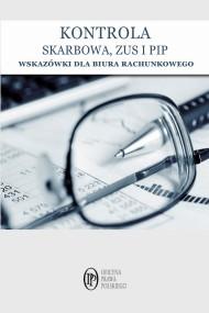 okładka Kontrola Skarbowa ZUS i PIP. Ebook | EPUB,MOBI | Praca zbiorowa