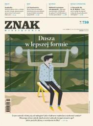 okładka ZNAK Miesięcznik nr 730 (3/2016). Ebook | EPUB,MOBI | autor  zbiorowy
