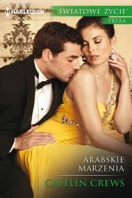 okładka Arabskie marzenia. Ebook | EPUB,MOBI | Caitlin Crews