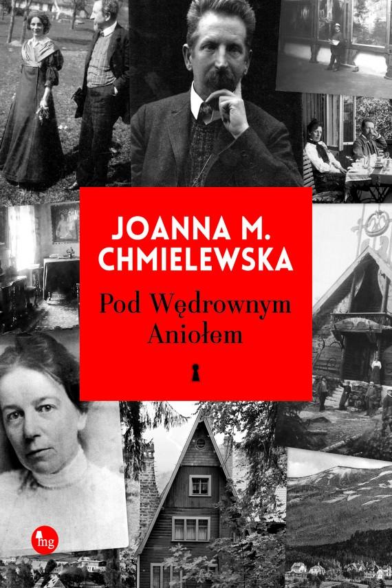 okładka Pod Wędrownym Aniołemebook   EPUB, MOBI   Joanna M. Chmielewska