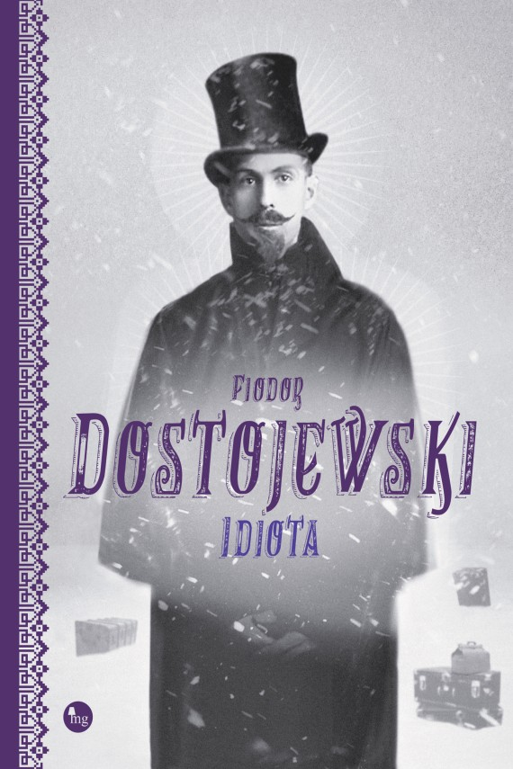 okładka Idiotaebook   EPUB, MOBI   Fiodor Dostojewski