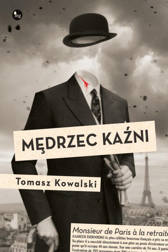 okładka Mędrzec kaźniebook | EPUB, MOBI | Tomasz  Kowalski