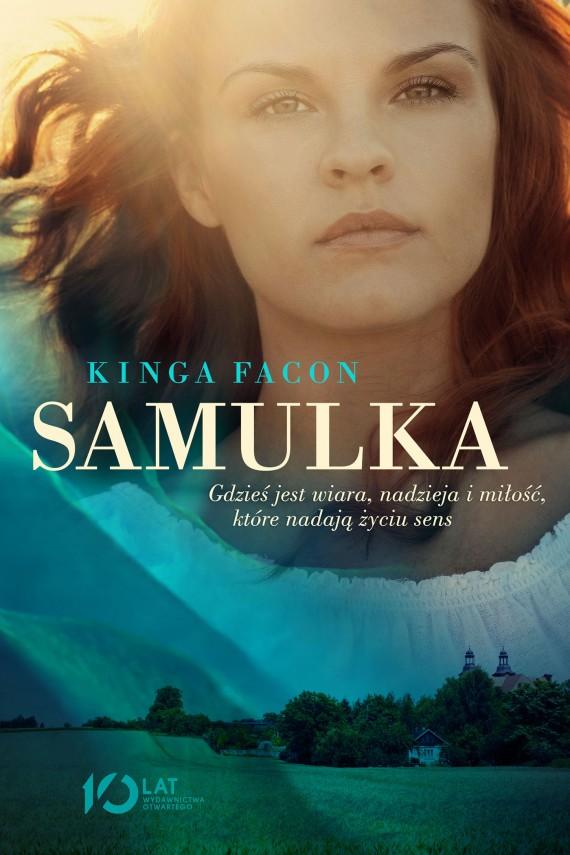 okładka Samulkaebook | EPUB, MOBI | Kinga Facon