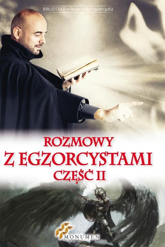 okładka Rozmowy z egzorcystami IIebook   EPUB, MOBI   Opracowanie zbiorowe