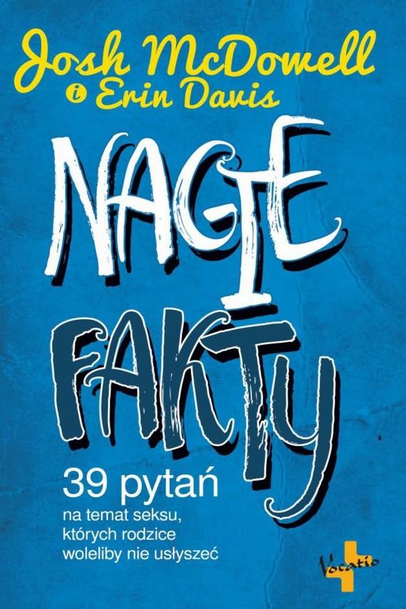 okładka Nagie Faktyebook | EPUB, MOBI | Josh  McDowell, Erin  Davis