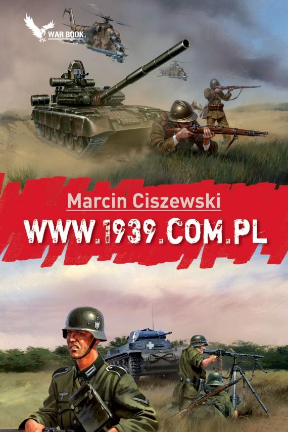 okładka WWW.1939.COM.PLebook | EPUB, MOBI | Marcin Ciszewski