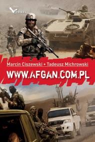okładka WWW.AFGAN.COM.PL. Ebook | EPUB,MOBI | Marcin Ciszewski