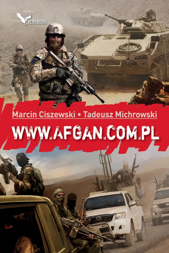 okładka WWW.AFGAN.COM.PLebook | EPUB, MOBI | Marcin Ciszewski