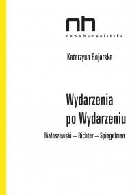 okładka Wydarzenia po wydarzeniu, Ebook | Katarzyna  Bojarska
