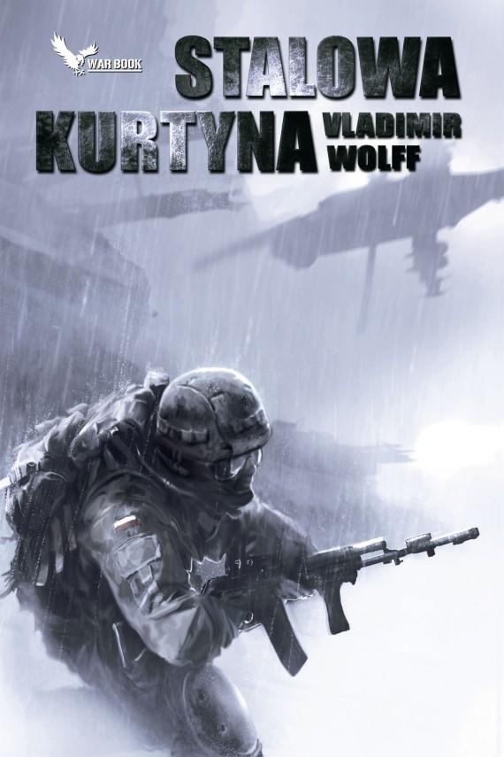 okładka Stalowa kurtynaebook | EPUB, MOBI | Vladimir Wolff