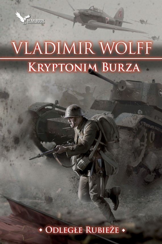 okładka Kryptonim burza. Ebook | EPUB, MOBI | Vladimir Wolff