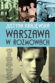 okładka Warszawa w rozmowach. Ebook   EPUB,MOBI   Justyna  Krajewska