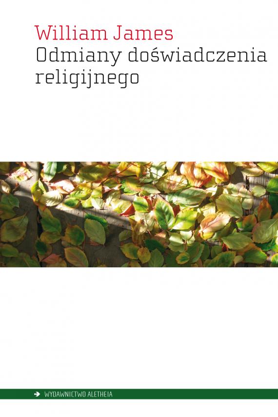 okładka Odmiany doświadczenia religijnegoebook | PDF | William James