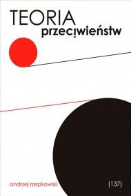 okładka Teoria przeciwieństw, Ebook | Andrzej  Rzepkowski