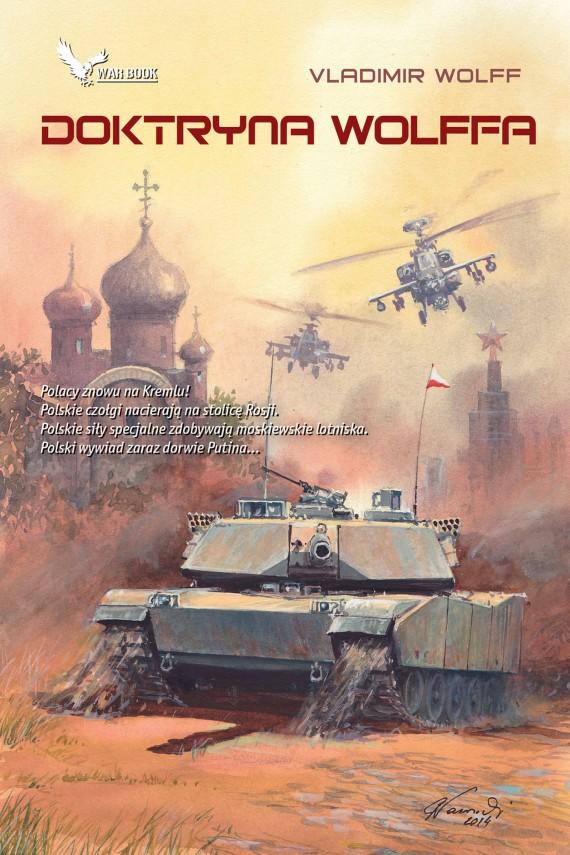 okładka Doktryna Wolffaebook   EPUB, MOBI   Vladimir Wolff