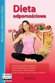okładka Dieta odpornościowa. Ebook   PDF   Barbara Jakimowicz-Klein