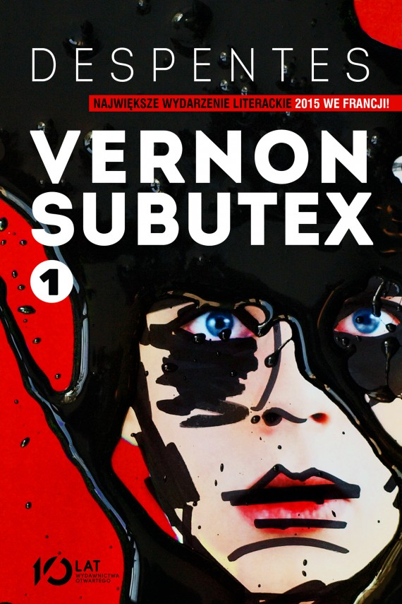 okładka Vernon Subutex. Tom 1ebook | EPUB, MOBI | Virginie Despentes